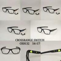 marco floral gafas de sol mujeres al por mayor-CROSSRANGE SWITCH OX8132 gafas de sol de moda marcos de mejor calidad gafas protectoras gafas de seguridad para hombres mujeres