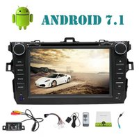 Wholesale car dvd android toyota for sale - Group buy Double Din EinCar Android Car Stereo Octa core Touch Screen Car dvd Multimedia Radio Receiver Headunit Bluetooth FM RDS Radio