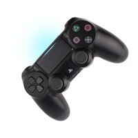 Wholesale playstation controllers online - Wireless Bluetooth Dualshock Joystick Gamepad Controller For PlayStation PS4 Android Video computer Games