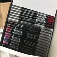 lèvres de qualité achat en gros de-Hotsale MIX EYE / LIP Doublure Crayon Aloe Vitamine E 1.6g 12 crayon Eyeliner de haute qualité Expédition DHL