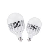 rote kerze glühbirne geführt großhandel-Lampen-Licht der hohen Leistung LED Birne E27 E40 B22 18W 24W 36W 50W 60W 80W 220V SMD5730 LED kalter / warmer weißer Scheinwerfer Lampada