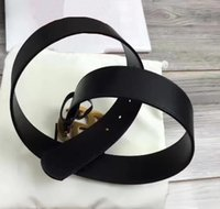 Wholesale Free Picture Printing - High quality leather fashion Smooth pattern picture Belts designer Belt Men and women brand Belt with white box
