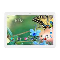 ingrosso 2 g ram 3g gps tablet-2.5D 10.1 pollici MediaTek Octa Core MT8752 IPS 4G RAM 32G ROM cellulare 2 SIM telefono Tablet PC 3G WCDMA 2G GSM GPS WIFI Android 7.0