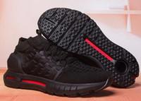 buenos zapatos para correr hombres al por mayor-buen precio Hombre HOVR Phantom Running Shoes, zapatillas de deporte ligeras de entrenamiento, cross country en lindas pistas de trail running compras en línea