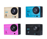 Wholesale sell used electronics resale online - Hot selling X1 P HD WIFI camera M waterproof inch LCD display degree wide angle cam outdoor sport DV