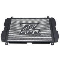 Wholesale radiator guards for sale - Motorcycle Stainless Steel Radiator Grille Guard Protection for KAWASAKI Z900 Z Bezel engine grill guard cover