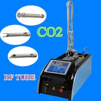 Wholesale co2 laser scar removal - co2 fractional laser vaginal laser therapy skin resurfacing scar removal skin tightening and whitening acne treatment
