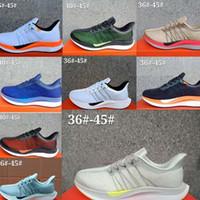 detailed look 39c63 b3926 Nike Air Zoom Pegasus Turbo 35 Scarpe da corsa per donna Uomo, alta qualità  Scarpe sportive traspiranti di moda Balck Grigio sneakers da ginnastica  leggera