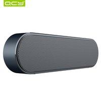 3d аудио mp3 оптовых-Bluetooth Беспроводной динамик металл портативный 3D стерео звуковые колонки система MP3 музыка аудио плеер поддержка AUX с микрофоном