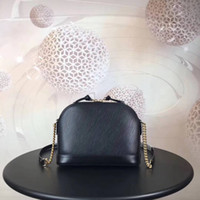 96796c9bc223 2018 newest top Quality Celebrity Style Designer Brand Fashion ALMA chain  shoulder bags M50321 women s handbag evening bag Water ripple bag