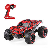 Wholesale Off Road Buggy Car - Rui Chuang Qy1805a 1  16 2 .4g 2ch 2wd Electric Off -Road Buggy Short Course Pick -Up Rc Car Remote Control Toy Van High Speed Car