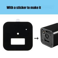 высококачественная hd-видеокамера оптовых-Высокое качество USB адаптер зарядное устройство Мини-камера ЕС / США штекер HD 1080P настенная камера S2 S3 Обнаружение движения видеорегистратор безопасности DV видеокамера