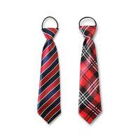 gravata para miúdos venda por atacado-Meninos Meninas Elástica Gravata Ajustável Crianças Gravata Impressão Estampados Crianças Gravata Casual Gravatas Frete Grátis