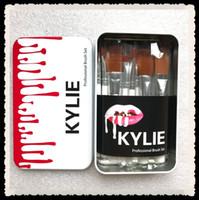12pcs-M Cosmetics Makeup Brushes Sets Foundation Blush Eye Make Up Brush Set brocha de maquillaje Kit