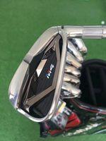 Wholesale graphite shaft regular flex - 2018 New M4 Iron M4 Irons Set Golf Clubs 4-9PSw(8PCS) Regular Stiff Flex Graphite or Steel Shaft With Head Cover