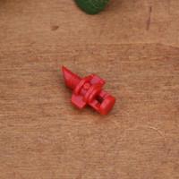pulverizadores de manguera al por mayor-50/20 unids boquilla rociador de control de agua diy micro riego por goteo jardín césped auto riego manguera de tuberías rociadores de plástico boquillas