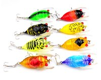 Wholesale top quality fishing lures for sale - Group buy 8pcs Top Quality Fishing Lure color cm g fishing tackle Cicada Classic Minnow fishing bait