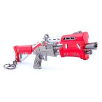 boneca vermelha japonesa venda por atacado-15.5 CM FORTNIGHT arma modelo crianças brinquedos militares presentes quinzenal Fort noite batalha royale jogo acessórios
