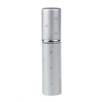 Wholesale empty perfume bottles free shipping for sale - Group buy 2018 Hot Sale Top quality ml Travel Perfume Atomizer Refillable Spray Empty Bottle
