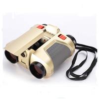 Wholesale handheld telescope resale online - Children Night Vision Sight Binoculars X30 Nights Scope Telescope Focusing Professional Great Handheld Glasses Hot Sale sj ii