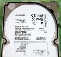 seagate hdd için toptan satış-Orijinal Seagate ST336705LC 80 10K 36G SCSI 36GB için% 100 Test Çalışması Mükemmel