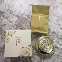 luftkissen bb creme großhandel-Hou Whoo Die Geschichte von Gold Flower Air Kissen BB Cream Peony Flower Makeup Foundation Kissen