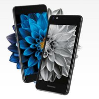 Wholesale Ebook Ink - Hisense A2 double screen mobile phone Eight nuclear Qualcomm metal frame Double-sided 2.5D curved Corning fingerprint 5.2 ink screen phone