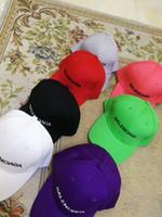 casquette à capuchon achat en gros de-Différents styles de casquettes de baseball pour hommes de marque de mode casquette de baseball en coton de classe supérieure à la mode jeunes chapeaux de soleil pour hommes et femmes