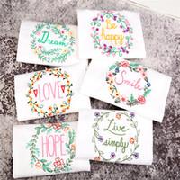 Table Napkins cloth Square Satin Fabric Napkin Pocket Handkerchief for Wedding birthday home party Hotel white 45*70cm