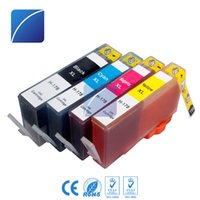 Wholesale hp printers cartridges for sale - 4 Ink Cartridges HP HP178 Compatible For HP Photosmart C6380 C6300 C5300 C5383 C5380 C6383 D5460 D5400 D5463 Printer