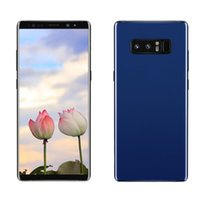 Wholesale internet english - Goophone Note 8 Smartphone quadcore 1gb+4gb 8gb 16gb 6.3inch Android (Fake 4g lte internet displayed)