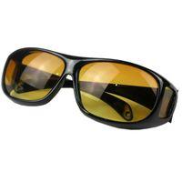 hd очки ночного видения оптовых-2018 новый HD очки ночного видения многофункциональные очки ночного вождения мужчины защита от ультрафиолетового излучения мужской ретро солнцезащитные очки