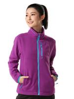 frauen fleece hoodie xl großhandel-Sueetyus Damen Zip Up Sherpa Fleece Hoodie Jacke Mantel Winter Warm Outwear