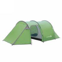кемпинговые палатки оптовых-STARHOME Outdoor Camping Tent Tunnel One Room &One Hall Family Tent 3 Person Waterproof Anti-UV Sunshade Beach