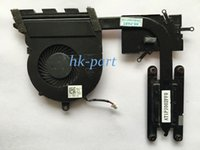 Wholesale new cooler for Dell Inspiron series CPU heatsink with fan DY DY AT1PJ002FF0