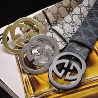 ceintures tissées hommes achat en gros de-Vente chaude classique ceinture de luxe tendance de la mode tissage style alliage de cuir concepteur ceintures pour hommes ceinture et dames en gros livraison gratuite