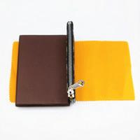 bolsa para hombres pequeños al por mayor-Estilo de Francia Diseñador de los hombres de las mujeres de Lujo gy pochette monedero bolsa bolsa de la llave pequeño mini bolso de embrague bolsos con caja