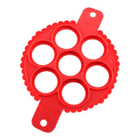 Wholesale ring maker - Flippin Fantastic Fast Easy Way to Make Perfect Pancakes Nonstick Pancake Maker Egg Moulds Ring Maker Kitchen Baking Moulds T1I306