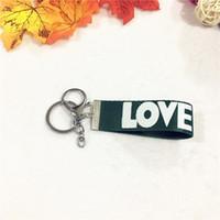 yeni aşk anahtarlığı toptan satış-Yeni Aşk Anahtarlık Bayrak Renk anahtarlık moda anahtarlık çanta sevgilisi hediye için yeni varış