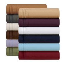 Wholesale deep sheet sets queen for sale - 12 Colors Twin Califonia King Egyptian Count Piece Bedding Sets Deep Pocket Bed Sheets Queen Bedding Sets King Size Comforter Set