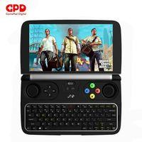 ingrosso otto g-GPD WIN 2 Intel Core m3-7Y30 Quad core 6.0 In GamePad Tablet Windows 10 8G / 128G