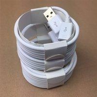 кабели для смартфонов оптовых-Высокая Qulity 1м 3 фута 2m 6ft 3m 10ft Micro USB зарядное устройство кабель для передачи данных зарядный кабель для Samsung HTC LG смартфоны