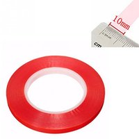 Wholesale Role Tape - 10mm Clear Tape Heat Resistant Double-sided Transparent Clear Adhesive Tape 50M Multi-role for Phone LCD Screen Top Sale