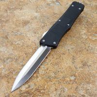 ingrosso coltello da tasca doppio bordo-Combat Troodotfn doppio T6061 manico automatico Pocket Knife Survival Knife regalo di Natale per gli uomini 1pcs
