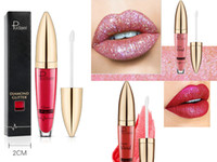 klassische lippenstiftfarben großhandel-Lipgloss 18 Farben Pudaier Klassische klare Lipgloss Pearlite Farbe Matte Lipstick Lipgloss Kit Lip Cosmetics 18 Farben Set Make-up