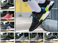 Wholesale cutting system - 2018 Light Fashion Old Dad Designer P.O.D SYSTEM POD-S3.1 Boost Sports Running Shoes Mens Women Triple Black Blue Tennis Sneakers