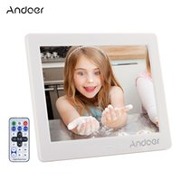 Wholesale lcd digital photo card for sale - Group buy quot HD LCD Digital Photo Frame Support Alarm Clock MP3 MP4 E book Calendar Movie Player with Remote Control Birthday Gift
