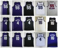 Beste Qualität 55 Jason Williams Trikots 4 Chirs Webber 16 Peja Stojakovic  10 Mike Bibby Jersey genäht Mens Basketball Jersey eb5fa595d