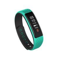 herzpulsuhr wasserdicht großhandel-W810 Smarts Uhren Männer Pulsmesser Bluetooth Wasserdicht für Android IOS Handy Uhr für Jungen Smart Watch Männer