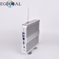 Wholesale mini pc i5 resale online - Eglobal Exclusive Newest Kabylake Game Computer V8 U with Intel Core i5 U GHz Max GHz Without Fan K Mini PC